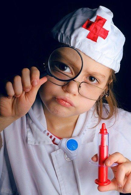lekarz dziecko