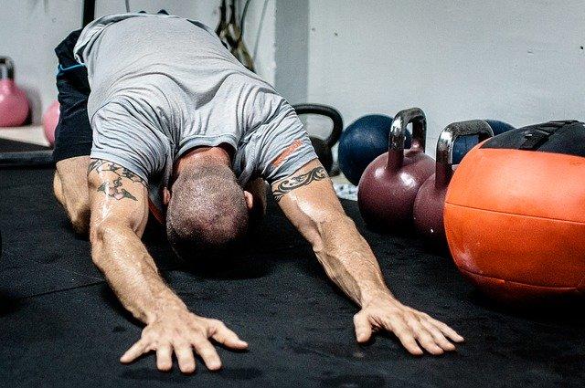 trening interwałowy na siłowni
